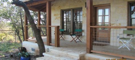 cypress creek retreat, hill country b&b